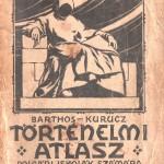 Tortenelmi Atlasz (Atlas geografic) 1935