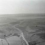 Radovanu, jud. Călărași, fotografii aeriene, Situl arheologic ''La Muscalu'', Campania 1962