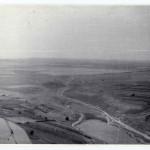 Radovanu, jud. Călărași, Situl arheologic ''la Muscalu'', fotografii aeriene, an necunoscut